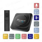 X88 Pro 20 8/128 Гб Android 11 Smart TV Box ТВ приставка