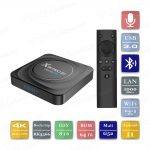 X88 Pro 20 8/64 Гб Android 11 Smart TV Box ТВ приставка