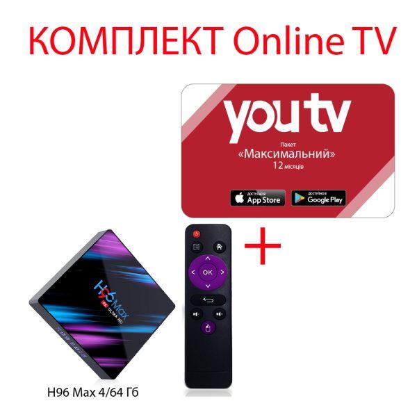 H96 Max YouTV